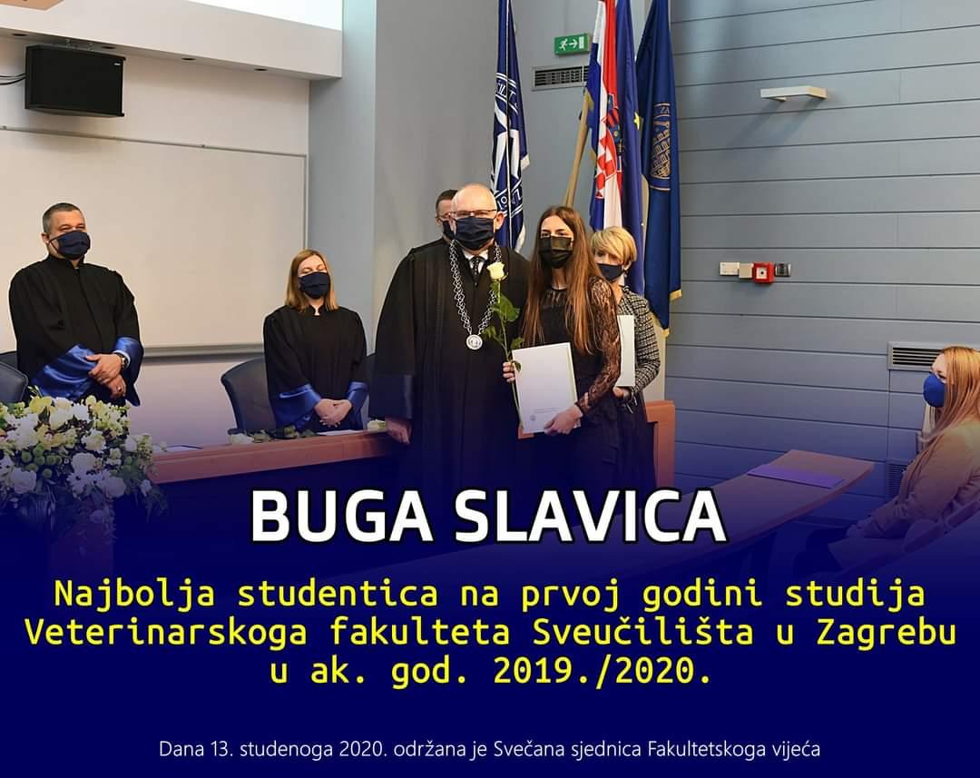 NAJBOLJA STUDENTICA GODINE!!!